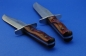 Preview: Linder - Bowie Messer Cocobolo