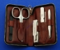 Mobile Preview: Dreiturm - Manicure Set KNHS/Kn (whisky)