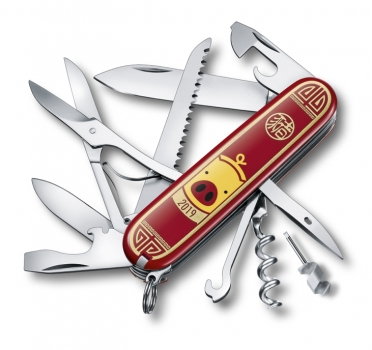 Victorinox Huntsman Year of the Pig 2019 LE