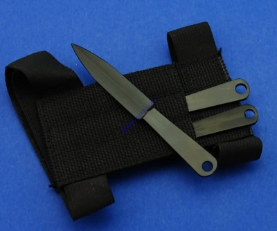 Small Throwing Knives 3pc