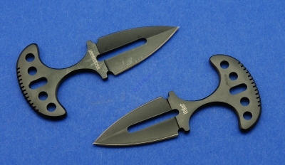 Undercover Twin Push Dagger (black)