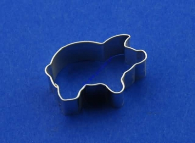 Cookie Cutter Piggy 4,5 x 3 cm