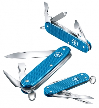 Victorinox Alox Limited Edition 2020 Aquablau
