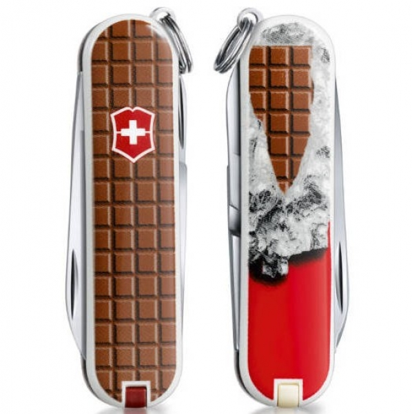 Victorinox Classic SD Chocolate