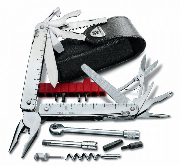 Victorinox Swiss Tool X Plus (Ratchet)