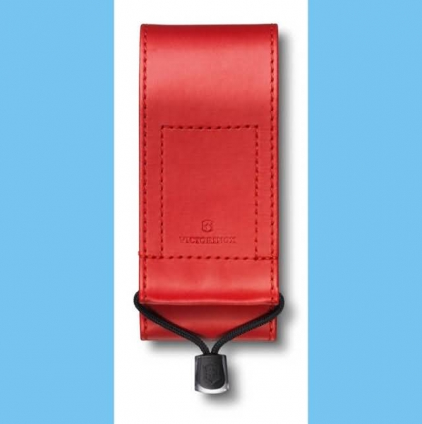 Victorinox Pouch 111 mm and Swiss Tool and Spirit, Red