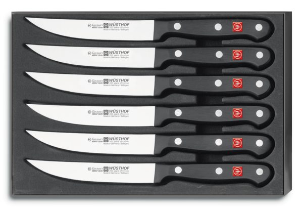 Wüsthof - Gourmet Steak Knife Set