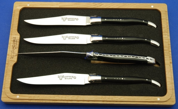 Laguiole en Aubrac - Steak Knife Set