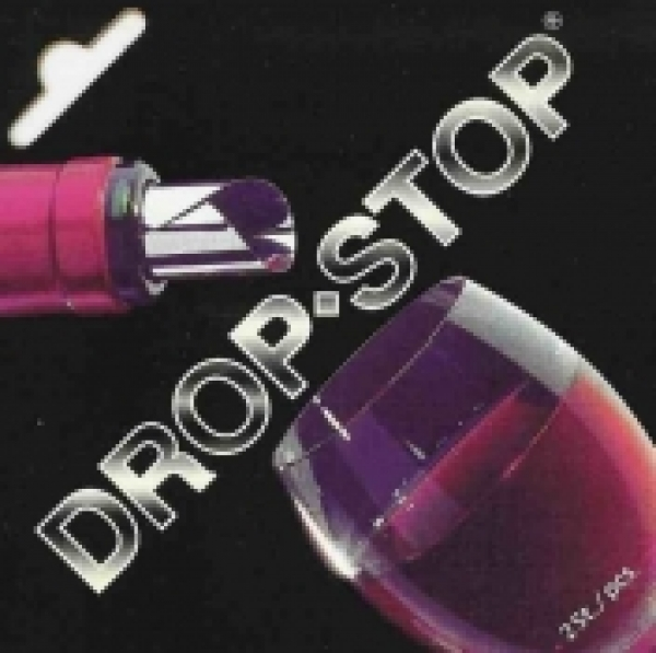 Drop-Stop Wine Pourers