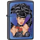 Zippo - Olivia Bettie Rose Tatto